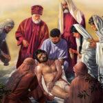 I funerali di Gesù