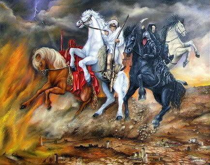 4 cavalieri dell'apocalisse