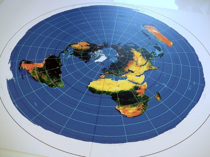 terra piatta teoria