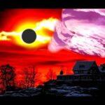 Eclissi sulla terra piatta