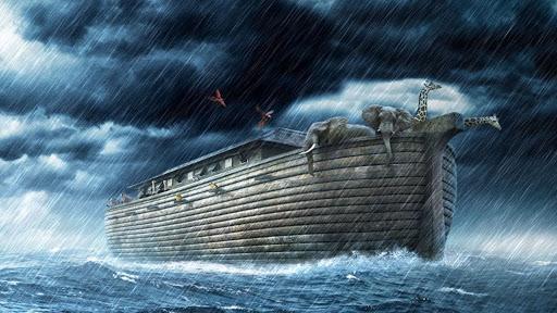 civiltà precedenti al diluvio