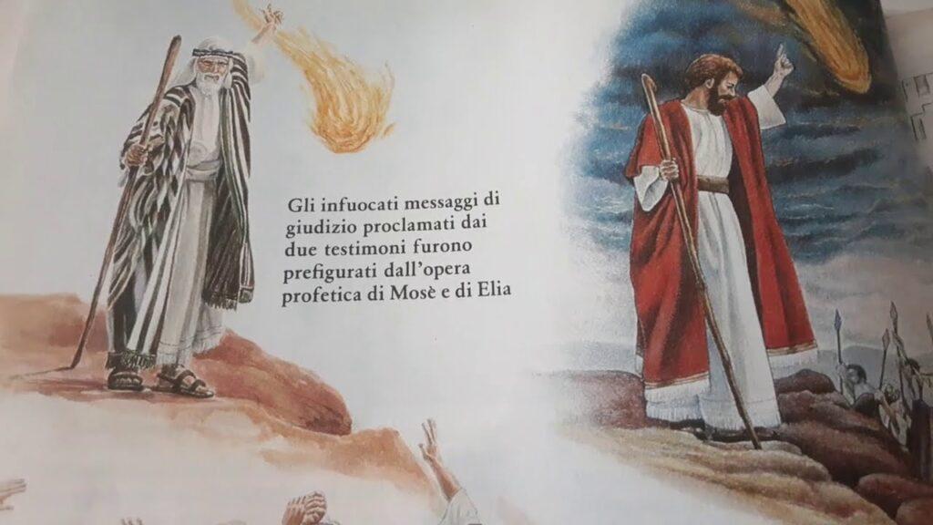 Elia e i due testimoni