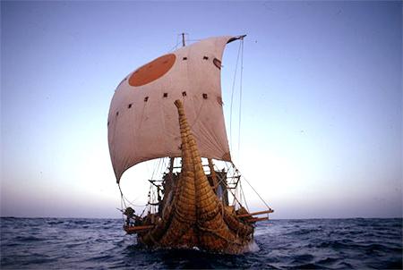 navi di papiro
